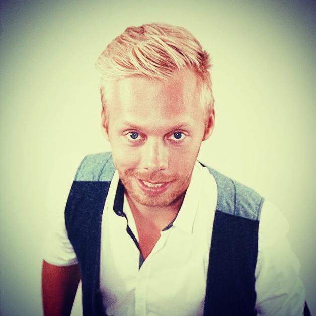 drum- & slagwerkdocent Joost Visser